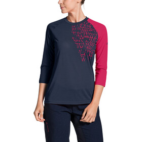 VAUDE Moab III LS Shirt Women eclipse